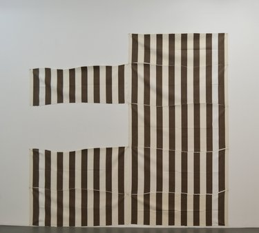 1 Peinture en 10 - #10, 1974