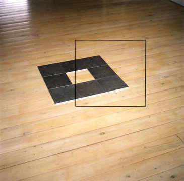 Perspective Collection Carl Andre I, 2004