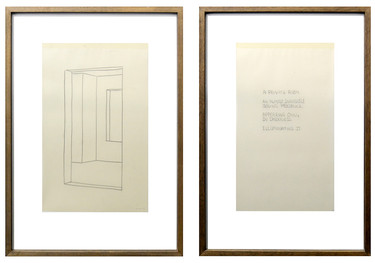 Max Neuhaus, Works for One Person Number 1, 1993