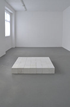 Carl Andre, 49th Dolomite Integer, 1985