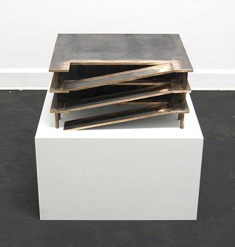 Rita McBride, Parking Garage (L), 2011