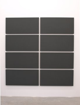 Painting with 8 Canvases, 2008
