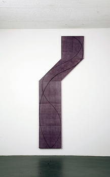 Robert Mangold, Column Painting, 2008