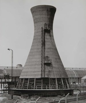Cooling Tower Geleen, Limburg, NL
