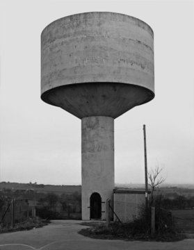 Water Tower Flockton, Yorkshire, UK