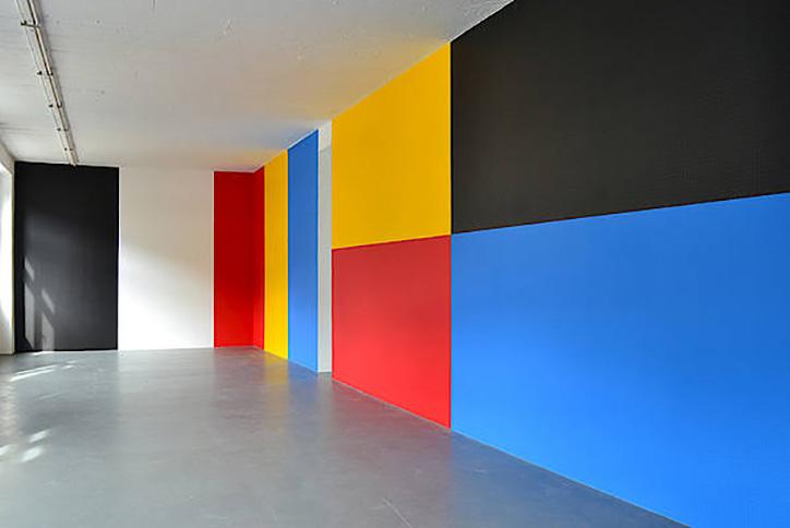 Artists konrad fischer galerie for Sol lewitt art minimal