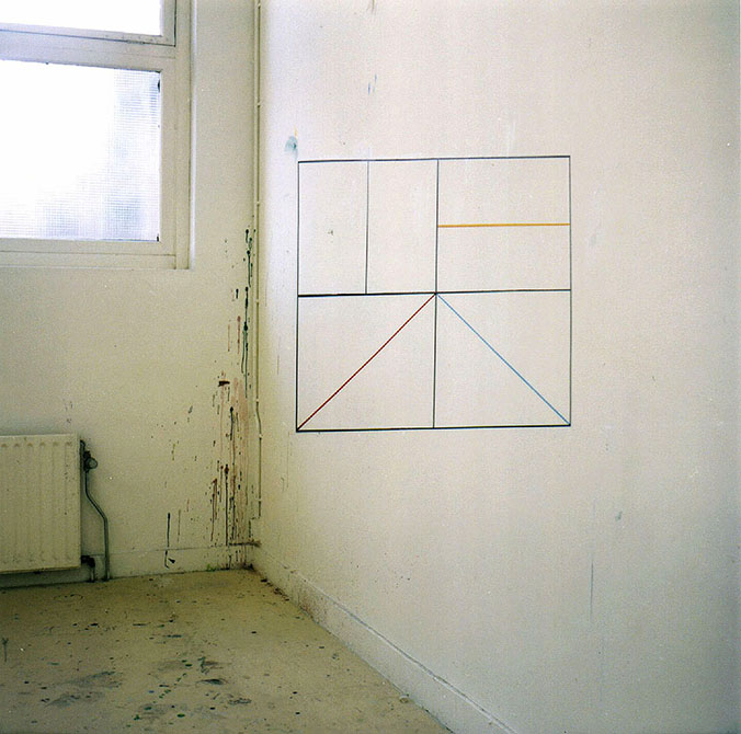 Artists - KONRAD FISCHER GALERIE
